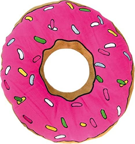 Amazon.com: United Labels – Simpsons almohada Donut: Home ...