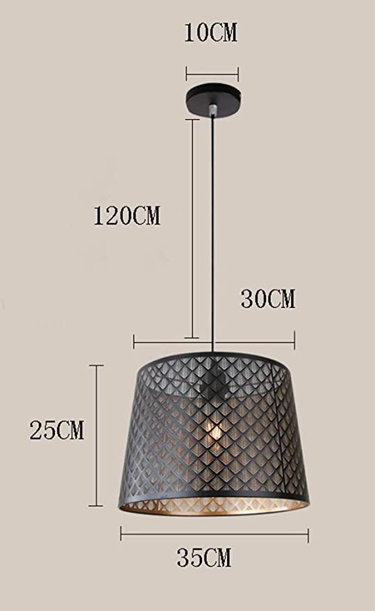 Amazon.com: HN Lighting Candelabro Negro Restaurante ...