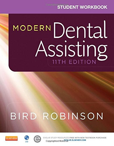 Modern Dental Assist. Stud.Wkbk. W/Dvd