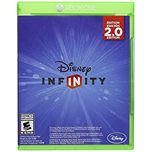 Disney Infinity 2.0 with Thor, Marvel Avengers Playset, and a Few Power Discs