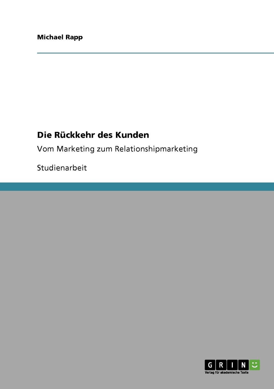 Download Die Rückkehr des Kunden (German Edition) pdf epub