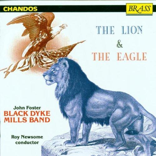 Lion & the Eagle (Traditional Eagle)