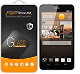 Supershieldz (2 Pack) for Huawei Ascend Mate 2 4G Tempered Glass Screen Protector, Anti Scratch, Bubble Free