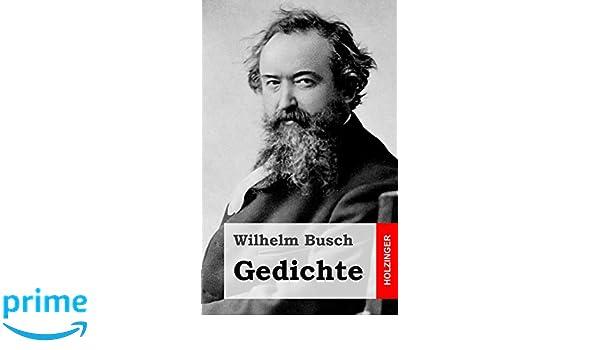 Wilhelm busch gedichte amazon