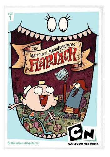 Marvelous Misadventures Flapjack Vol product image