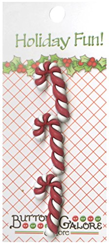 Candy Cane Punch (Holiday Buttons-Candy Canes)