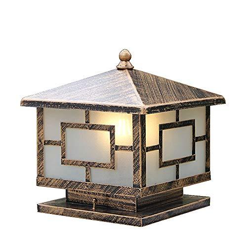 Low Voltage Garden Pedestal Lights in US - 7