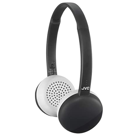 4edd5c17dcc Image Unavailable. Image not available for. Color: JVC Flats Wireless On Ear  Headphones ...