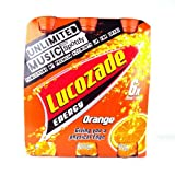 Lucozade Energy Orange 6x380ml 2280g
