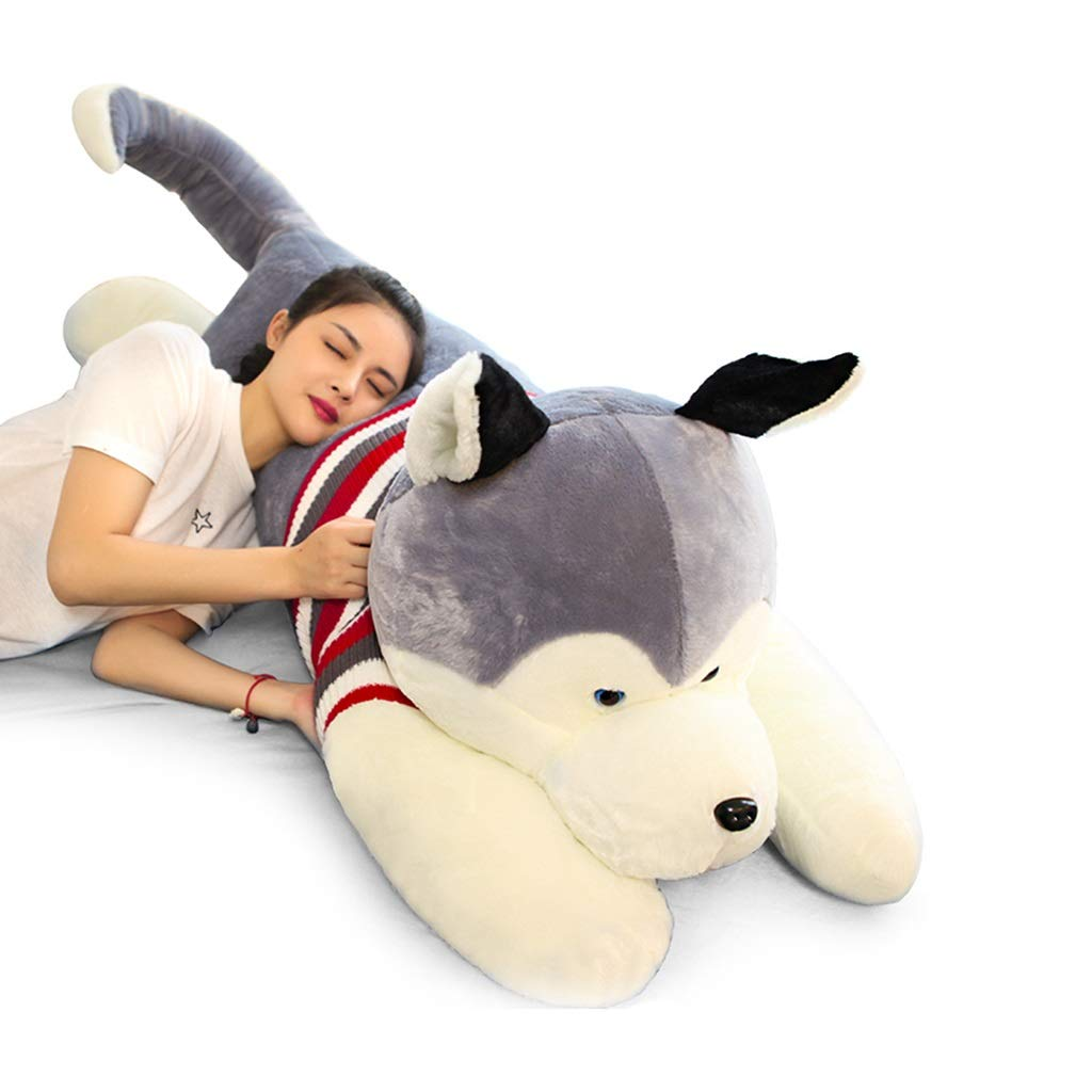 本物 枕おもちゃ寝室用ベッドぬいぐるみ人形かわいい女の子スリーピングピローとても安全でヘルシーな素材 枕抱き枕 (Color B07QRPR6ZT : Gray, Size : Height 170cm) Size : B07QRPR6ZT Gray Height 170cm, 激安通販の:e2a320dd --- arianechie.dominiotemporario.com