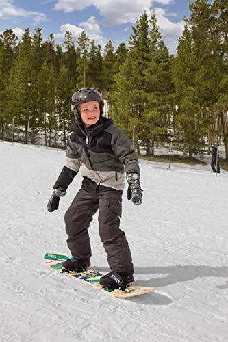 AIRHEAD SNOW RYDER Hardwood Snowboard, 110cm