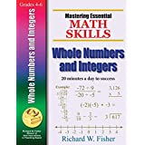 Mastering Essential Math Skills WHOLE NUMBERS AND INTEGERS