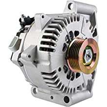 DB Electrical AFD0124 New Alternator For Ford Mercury, 3.0L 3.0 FORD FIVE HUNDRED FREESTYLE MONTEGO 05 06 07 2005 2006 2007 5F9T-10300-AC 5F9Z-10346-AA 6F9T-10300-AA 6F9T-10300-AC 6F9T-10300-BA 8442