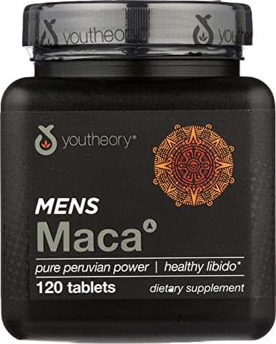 Youtheory (NOT A CASE) Men's Maca