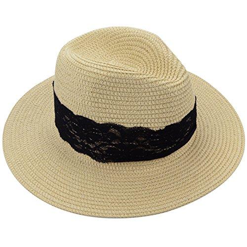 Medium Floppy Womens Summer Striped