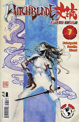 Witchblade: Manga #7B VF/NM ; Image comic book