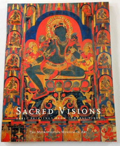 Sacred Visions: Early Painting in Tibet (Tibet Visions)