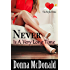 Never Is A Very Long Time: A Romantic Comedy With Attitude (The Perfect Date Book 1)