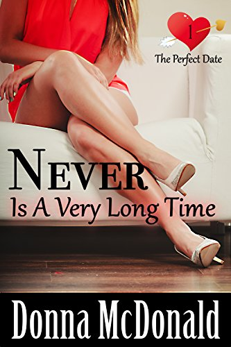 Never Is A Very Long Time by Donna McDonald ebook deal
