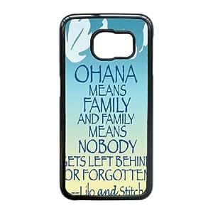 Samsung Galaxy S6 Edge Phone Case Ohana