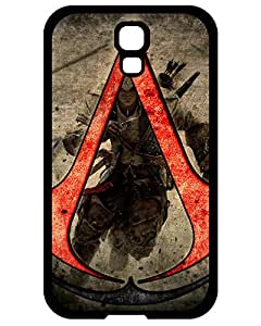Flash Case For Galaxy4's Shop Hot 2334653ZA890427994S4 Popular New Style Durable Assassin's Creed assassins creed Samsung Galaxy S4 phone Case