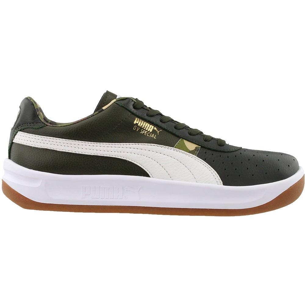 brand new d0e42 09ba8 PUMA Mens Gv Special Wild Camo Casual Sneakers,