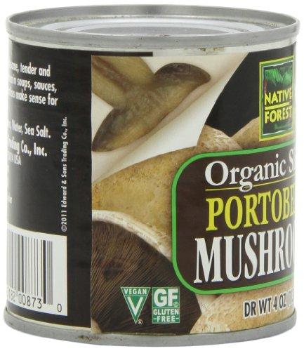 how to cook sliced portobello mushrooms