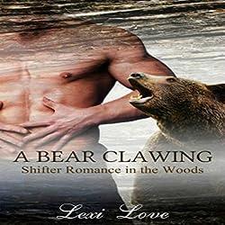 A Bear Clawing