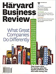 Harvard Business Review (November 2011 - What Great Companies Do Differently)