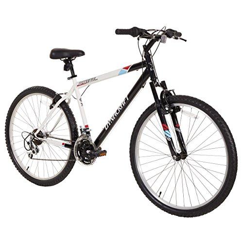 'Dynacraft Speed Alpine Eagle Mens Road/Mountain 21 Speed Bike 26'', Black/White '