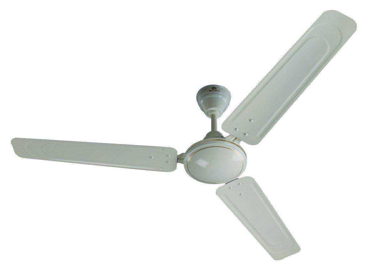 Bajaj Edge 1200mm Ceiling Fan 56-Watts (Bianco)