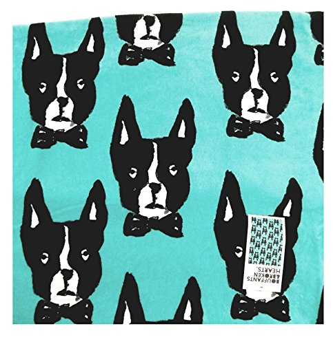 (Bouffants & Broken Hearts Beach Towel - Boston Terrier Dog - 36