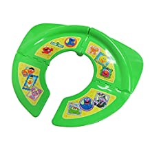 "Sesame St ""Framed Friends"" Travel/Folding Potty Seat"