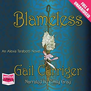 Blameless Audiobook