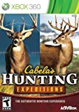 Cabela's Hunting Expeditions - Xbox 360 by Activision