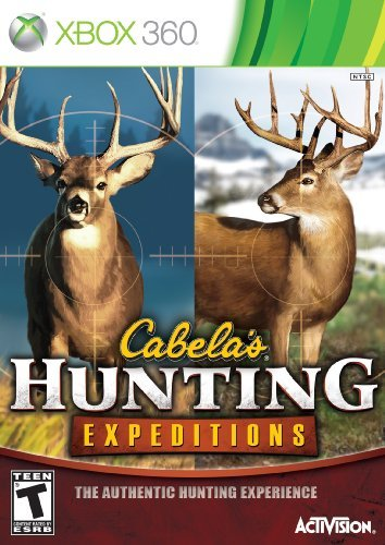 Cabela's Hunting Expeditions - Xbox 360 by Activision by Activision