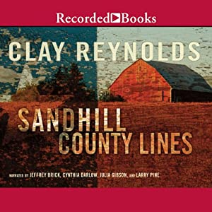 Sandhill County Lines Audiobook