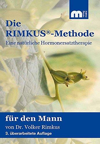 Die Rimkus-Methode: Eine natürliche Hormonersatztherapie für den Mann