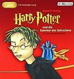 Harry Potter und die Kammer des Schreckens: Gelesen von Rufus Beck von Joanne K. Rowling Ausgabe ungekürzte Lesung (2010)