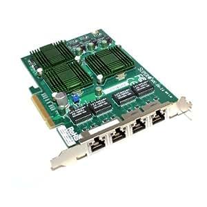 Supermicro 4-PORT Gigabit UIO NIC Card (AOC-UG-I4) by Supermicro