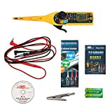 DT86A Car Auto Power Electric Circuit Tester Multimeter+Lamp+Probe+Light 0-380Volt