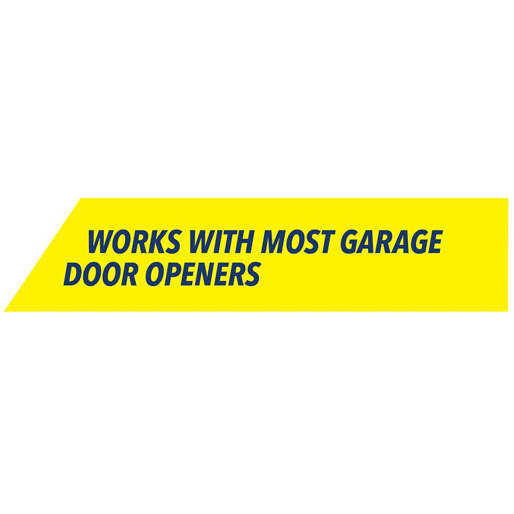 Chamberlain Universal Garage Parking Aid Assistant Door Opener Safety Reversing Sensor Wiring Diagram Clulp1 Laser Identifies Perfect Spot Works With Liftmaster Craftsman