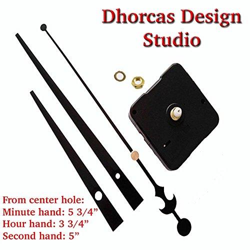 Dhorcas Quartz Movement Replacement Threaded product image