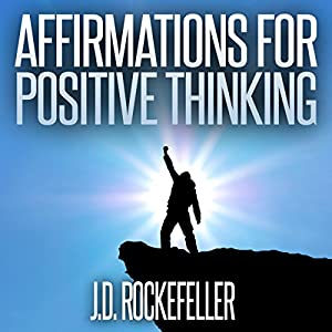 Affirmations for Positive Thinking Audiobook