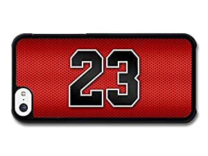 MMZ DIY PHONE CASEMichael Jordan MJ Number 23 Basketball Red Background case for iphone 4/4s