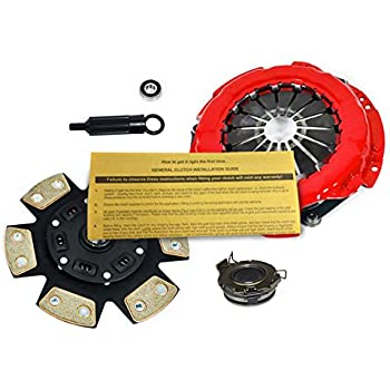 EFT STAGE 3 PERFORMANCE CLUTCH KIT fits 2005-2011 SCION tC xB 2.4L 2AZ-FE