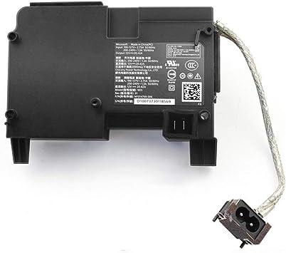 LouiseEvel215 Para Xbox One X Fuente de alimentación Adaptador de CA Interno Cargador Placa de alimentación de Repuesto Adaptador de CA: Amazon.es: Deportes y aire libre