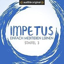 Impetus - Einfach meditieren lernen: Staffel 3 (Original Podcast) Radio/TV von Oliver Wunderlich Gesprochen von: Oliver Wunderlich