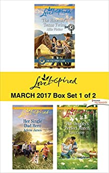 Harlequin Love Inspired March Hero ebook product image