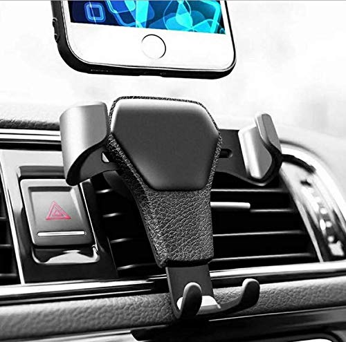 A10s,A20 S10,S9,S8 Plus BLU G9,Vivo XL4 Motorola Moto One,G7,G6,Z4 Gravity Auto-Clamping Car Air Vent Phone Mount GPS Cellphone Holder Clip Stand for Samsung Galaxy Note 10,Note 9